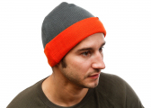 Bonnet BEANIE / orange