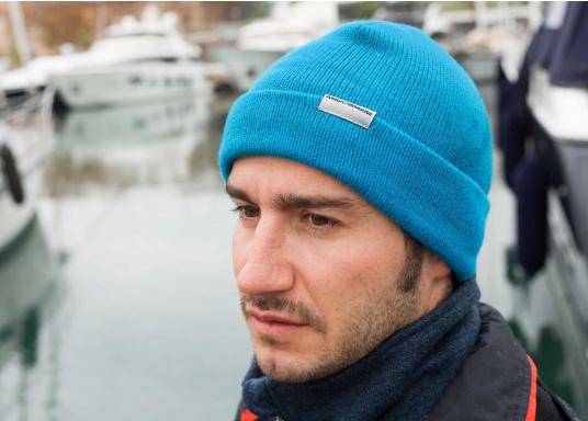Trendige Strickmütze für Sie und Ihn. Der ideale Begleiter an Bord und für die kalte Jahreszeit. (Bild 5 von 5)
