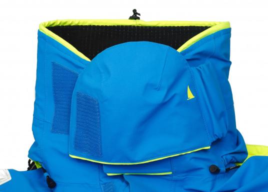 Die Jacke, die dem Offshore-Segler wirklich entspricht. Mit hochstellbarem Kragen und völlig verschließbarer Kapuze. MPX GORE-TEX®Pro steht für das beste Material für anspruchsvolle Segler. (Bild 6 von 12)