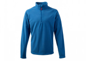 Afbeelding van GRID Men's Fleece Pullover/ blue
