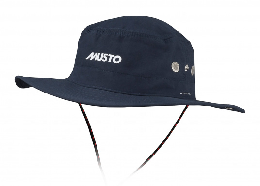0f4cc18058f MUSTO Fast Dry Brimmed Hat / Navy only 37,95 € buy now | SVB Yacht ...