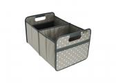 Classic Folding Box / 30 liters / spotted stone-grey