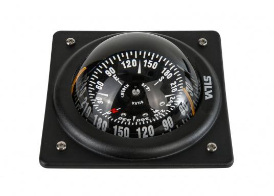 Der Schotteinbau-Kompass 70P von Silva ist ideal für kleinere Boote geeignet. Der Kompass bietet eine absolute Genauigkeit und Stabilität.Maximaler Krängungswinkel 30°.Die Kompassrose hat einen scheinbaren Durchmesser von 70 mm.