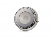 TIM Stainless Steel Ceiling Spotlight / Polished