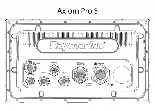 Spezial für Skipper entwickelt, die alles in einem Display haben wollen. Ausgestattet mit einem ultra-schnellen Quad-Core-Prozessor, einem superhellen IPS-Display und der intelligenten LightHouse Bedienoberfläche - für ein reibungsloses und intuitives Navigationserlebnis. Der AXIOM PRO-S Display ist ausgestattet mit einem Einkanal-CHIRP-Sonar. (Bild 6 von 7)
