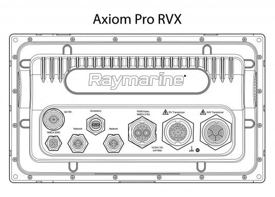 Spezial für Skipper entwickelt, die alles in einem Display haben wollen. Ausgestattet mit einem ultra-schnellen Quad-Core-Prozessor, einem superhellen IPS-Display und der intelligenten LightHouse Bedienoberfläche - für ein reibungsloses und intuitives Navigationserlebnis. Der AXIOM PRO-S Display ist ausgestattet mit dem Real Vision™ 3D-Sonar und 1 kW CHIRP-Sonar sowie einer Navionics+ SmallKarte. (Bild 5 von 10)