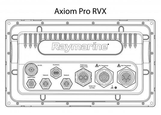 Spezial für Skipper entwickelt, die alles in einem Display haben wollen. Ausgestattet mit einem ultra-schnellen Quad-Core-Prozessor, einem superhellen IPS-Display und der intelligenten LightHouse Bedienoberfläche - für ein reibungsloses und intuitives Navigationserlebnis. Der AXIOM PRO-S Display ist ausgestattet mit dem Real Vision™ 3D-Sonar und 1 kW CHIRP-Sonar.Der AXIOM PRO-S Display ist ausgestattet mit dem Real Vision™ 3D-Sonar und 1 kW CHIRP-Sonar sowie einer Navionics+ SmallKarte. (Bild 6 von 11)