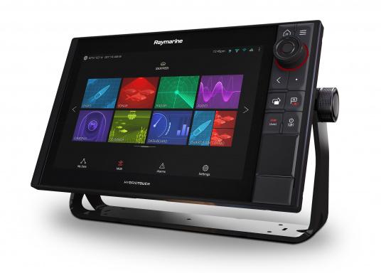 Spezial für Skipper entwickelt, die alles in einem Display haben wollen. Ausgestattet mit einem ultra-schnellen Quad-Core-Prozessor, einem superhellen IPS-Display und der intelligenten LightHouse Bedienoberfläche - für ein reibungsloses und intuitives Navigationserlebnis. Der AXIOM PRO-S Display ist ausgestattet mit dem Real Vision™ 3D-Sonar und 1 kW CHIRP-Sonar sowie einer Navionics+ SmallKarte. (Bild 2 von 11)