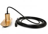 RV-200 Bronze Thru-Hull Transducer