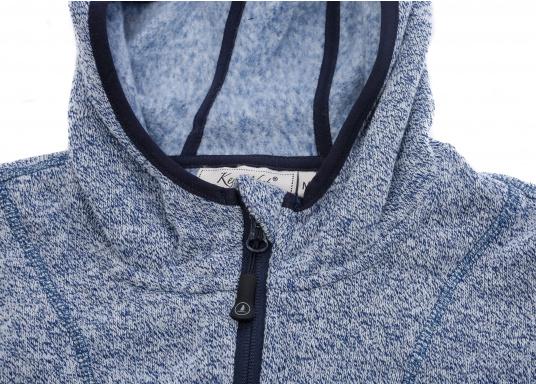 Tolle Fleecejacke für Damen mit kuschelweicher Innenseite. Der Fleece hat elastische Bündchen am Saum, zwei Seitentaschen mit Reißverschluss und eine weitere Reißverschlusstasche am Oberarm. (Bild 10 von 14)