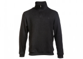 CROMWELL Men's Half-Zip Sweater / grey