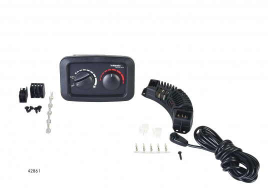 WEBASTO Room Thermostat with Fan Controls for Heat