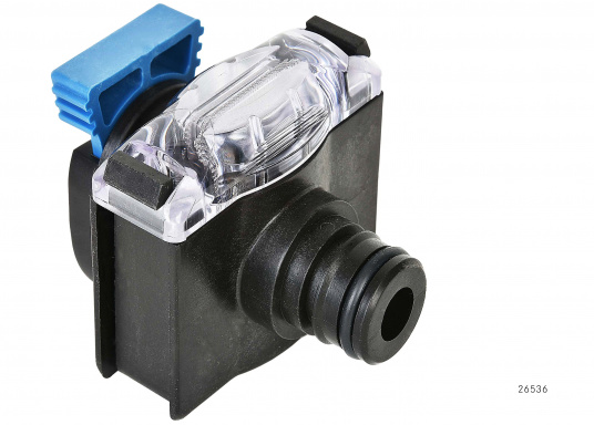 Originaler Schmutzfilter für die Triplex Druckwasserpumpen PAR MAX von JABSCO. (Bild 3 von 3)
