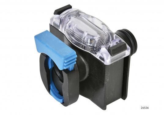Originaler Schmutzfilter für die Triplex Druckwasserpumpen PAR MAX von JABSCO.