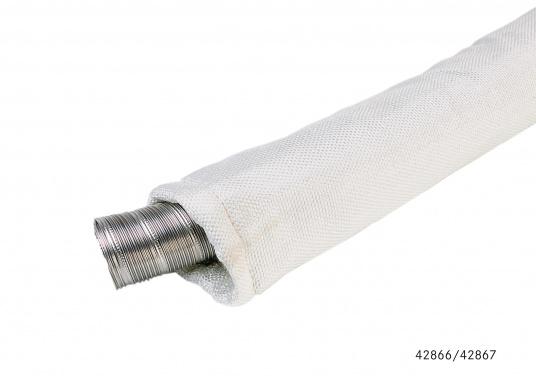 Originaler Wärmeschutzschlauchpassendfür die Marine Wasserheizung von Webasto. Erhältlich in den Längen: 1,25 oder 1,85 m.