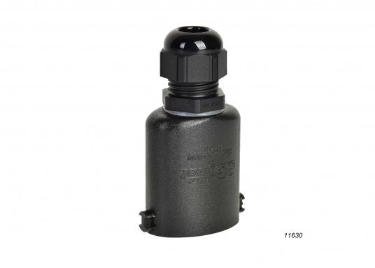 Ersatzstecker für Ihre Aqua Signal Steckverbindungen. Der Stecker ist GL-geprüft. Nennspannung bis 24 V. (Bild 2 von 2)