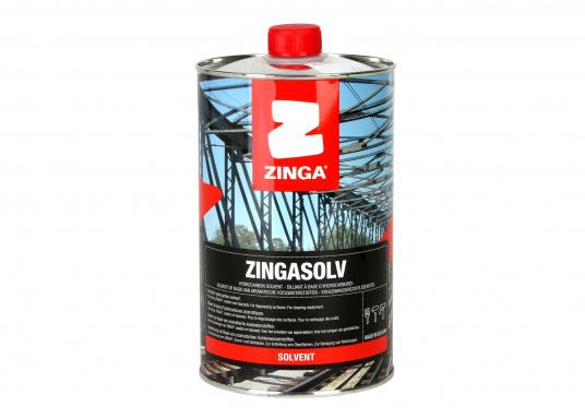Verdünnung auf Basis von aromatischen Kohlenwasserstoffen. Zur Verdünnung vonZINGA®, Grund- und Decklacken, Entfettung von Oberflächen und zur Reinigung von Werkzeugen. Inhalt: 1 Liter.