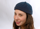 Berretto da marinaio / blu navy