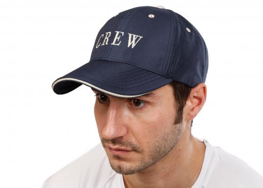 Cap mit Schirmmütze als natürlicher Sonnenschutz. Sehr angenehm zu tragen. Ein Klassiker aus schnelltrocknendem Polyestergewebe. (Bild 2 von 5)