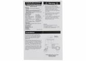 Water/Wastewater and Diesel Tank Sensor for VSM 422