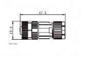 NMEA2000 Plug / Micro-C