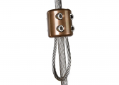 Afbeelding van Wire clamp for the CATCH AND LIFT rescue system