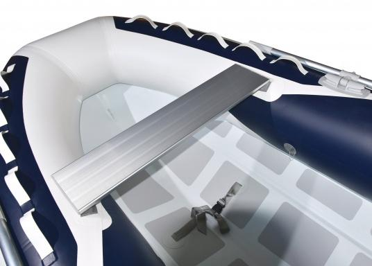 Aluminium floor dinghy