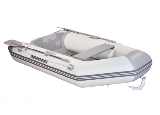 Ausgezeichnetes Preis-/Leistungsverhältnis, einfache Handhabung und gute Fahreigenschaften: Das ist unser Yachttender NEMO 230!