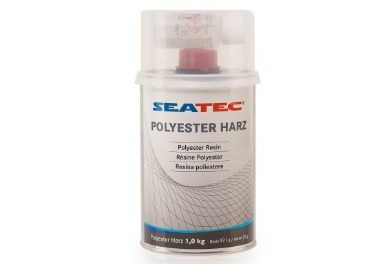 Für Beschichtungen und zur Herstellung von GFK-Teilen im Bootsbau, Industrie und Hobby geeignet. Das Polyester Harz kann für ständig wasserbelastete Bereiche eingesetzt werden.