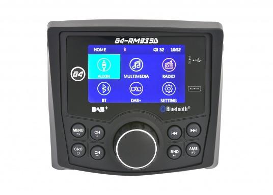 Das Radio G4-RM935D von GUSSI sorgt für grenzenlosen Unterhaltungsspaß an Bord und vereint hochwertiges Design und intuitive Bedienung in einem Gehäuse. (Bild 8 von 11)