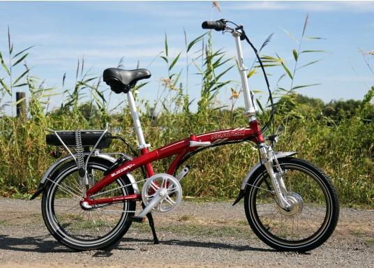 Seatec Bicicletta Elettrica Blizzard Pro Rossa Racing Solo 1149