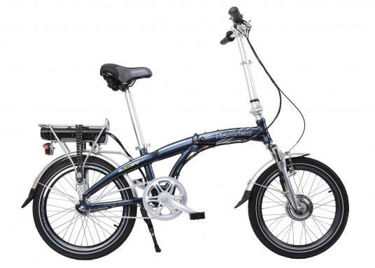 Con la nuova bicicletta elettrica pieghevole in alluminio BLIZZARD PRO la strada diventa l&#39&#x3B;obiettivo. Con il nuovo modello BLIZZARD, puoi goderti nuove caratteristiche per una gamma e una flessibilità ancora maggiori. Lasciati ammagliare dalla bicicletta pieghevole senza rinunciare al piacere della guida!