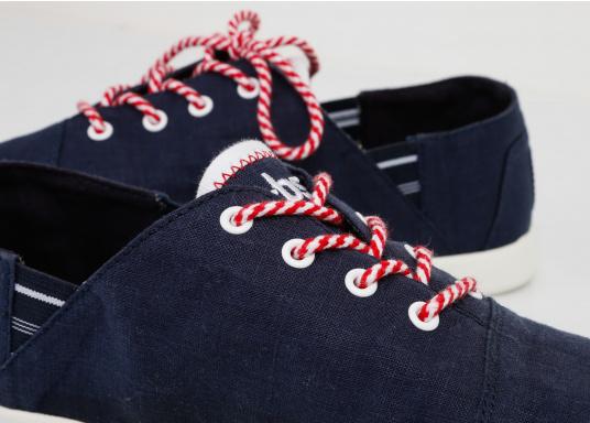 Modischer Canvas Damenschuh der Marke TBS in der Farbe marine blau. Der Schuh ist äußerst komfortabel zu tragen und passt sich dank des geschmeidigen Materials optimal an die Fußform an. (Bild 11 von 12)