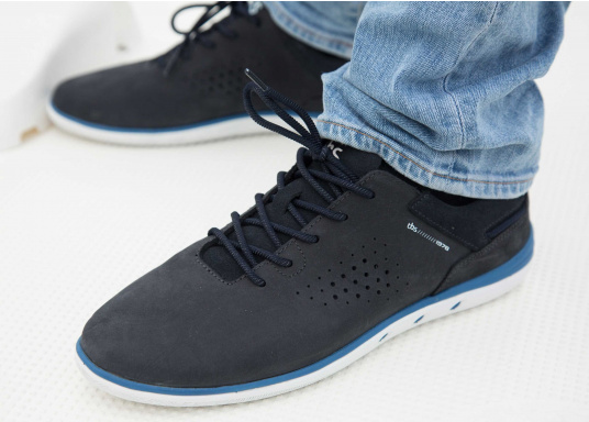 Der sportliche TBS-Sneaker MAHANI ist sehr bequem zu tragen und gewährleistet jederzeit einen sicheren Halt an Deck. (Bild 7 von 9)