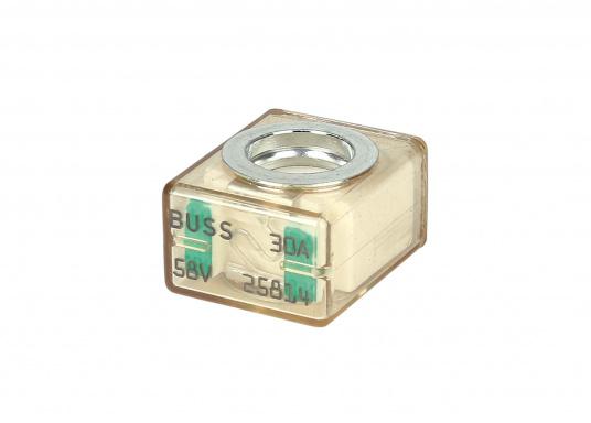 Hier finden Sie für Ihren Batteriepol-Sicherungshalter passende MRBF-Sicherungen. 30 - 300 A.