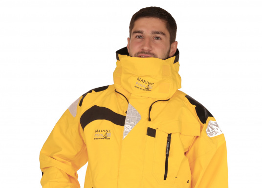High-quality offshore sailing jacket and pants made of 3-layer fabric with an XPU membrane. Waterproof with Tizip® / MasterSeal® zippers. (Afbeelding 7 of 21)