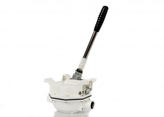 Originale Ersatzpumpe für die Unterdeck-Montage des Vakuum-WC's POPULAR von LAVAC. (Bild 3 von 5)