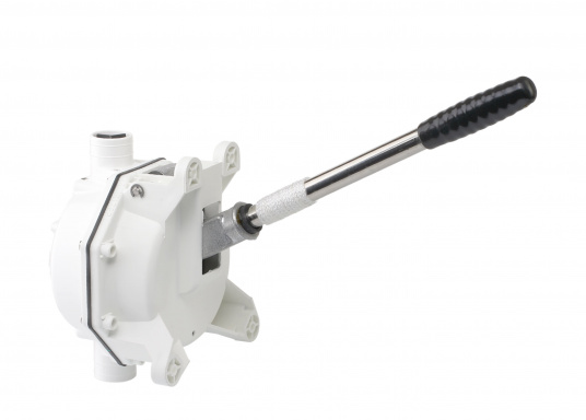 Originale Ersatzpumpe für die Unterdeck-Montage des Vakuum-WC's POPULAR von LAVAC.