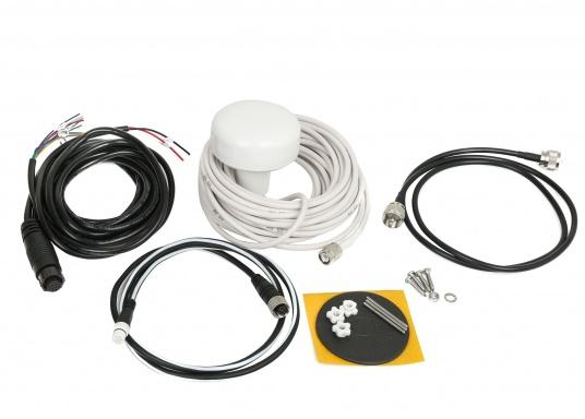 Der neue AIS Transponder AIS700 von Raymarine ist mit der neuesten SOTDMA-AIS-Technologie ausgestattet, die größere Reichweiten beim Senden und Empfangen der AIS-Daten erzielt und dank der hohen Sendeleistung von 5 Watt die Daten im Vergleich zu herkömmlichen Class-B AIS-Geräten in höheren Intervallen aussendet. (Bild 4 von 4)