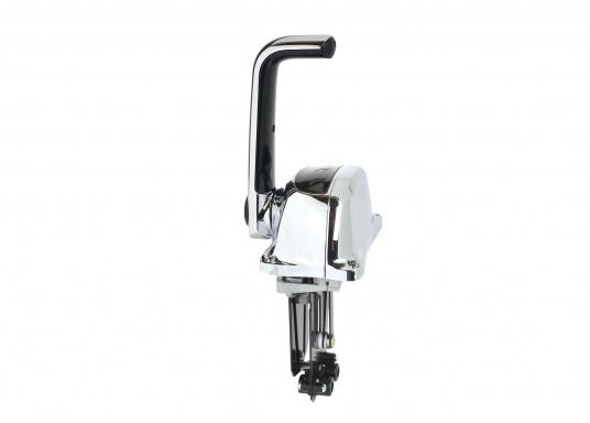 La manette de gaz simple à bascule B501 d'ULTRAFLEX impressionne par sa conception moderne et élégante. (Image 4 de 5)