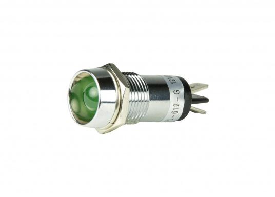 Bepmarine lampada di controllo a led verde solo 9 95 u20ac svb