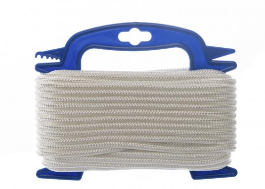 Passende und robuste Leine als Hilfsmittel für Ihre Abdeckplane.   Stärke: 6 mm  Länge: 20 m