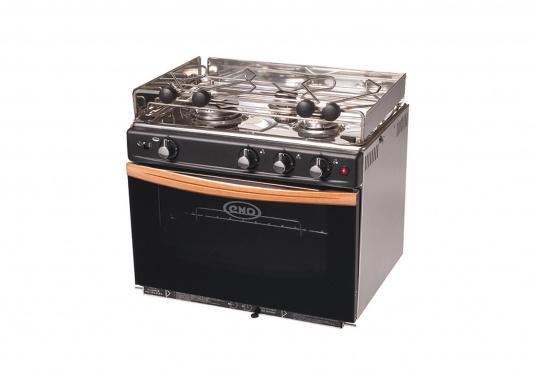 Innovative Technik und Funktion machen den ästhetischen LE GASCOGNE Kocher zu einem Produkt höchster Qualität und Funktionaliät. (Bild 12 von 12)