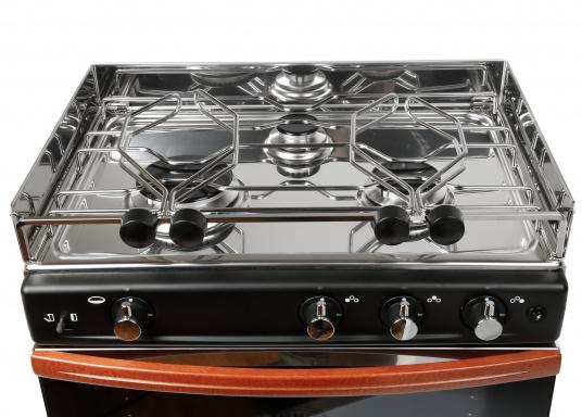 Innovative Technik und Funktion machen den ästhetischen LE GASCOGNE Kocher zu einem Produkt höchster Qualität und Funktionaliät. (Bild 7 von 12)