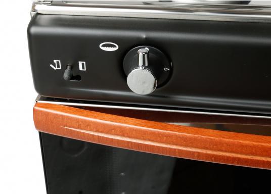 Innovative Technik und Funktion machen den ästhetischen LE GASCOGNE Kocher zu einem Produkt höchster Qualität und Funktionaliät. (Bild 5 von 12)