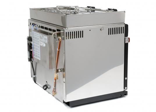 Innovative Technik und Funktion machen den ästhetischen LE GASCOGNE Kocher zu einem Produkt höchster Qualität und Funktionaliät. (Bild 9 von 12)
