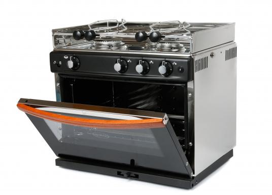 Innovative Technik und Funktion machen den ästhetischen LE GASCOGNE Kocher zu einem Produkt höchster Qualität und Funktionaliät.
