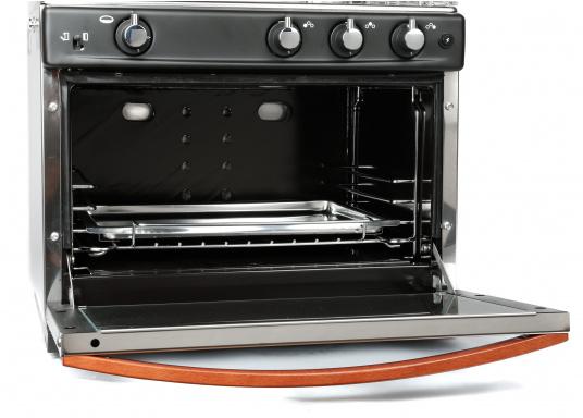 Innovative Technik und Funktion machen den ästhetischen LE GASCOGNE Kocher zu einem Produkt höchster Qualität und Funktionaliät. (Bild 6 von 12)