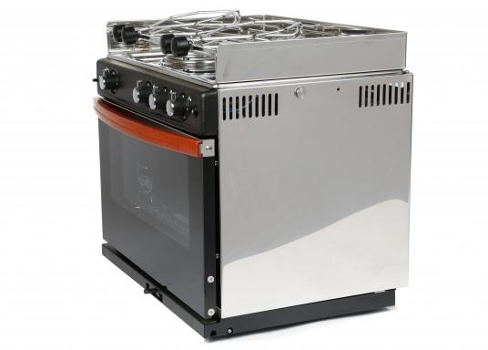 Innovative Technik und Funktion machen den ästhetischen LE GASCOGNE Kocher zu einem Produkt höchster Qualität und Funktionaliät. (Bild 2 von 12)