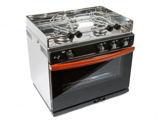 Innovative Technik und Funktion machen den ästhetischen LE GASCOGNE Kocher zu einem Produkt höchster Qualität und Funktionaliät. (Bild 3 von 12)